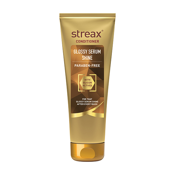 Streax Glossy Serum Shine Conditioner